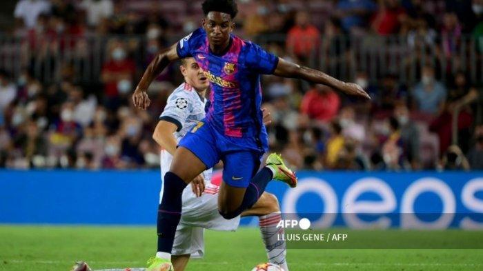 KLASEMEN GRUP E Liga Champions 2021 /2022 Usai Hasil Barcelona Vs Munchen, Blaugrana Jadi Juru Kunci