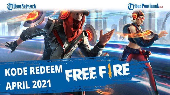 Link Kode Redeem Free Fire Hari Ini Selasa 18 Mei 2021, Dapatkan Skin Senjata dan Karakter Baru FF