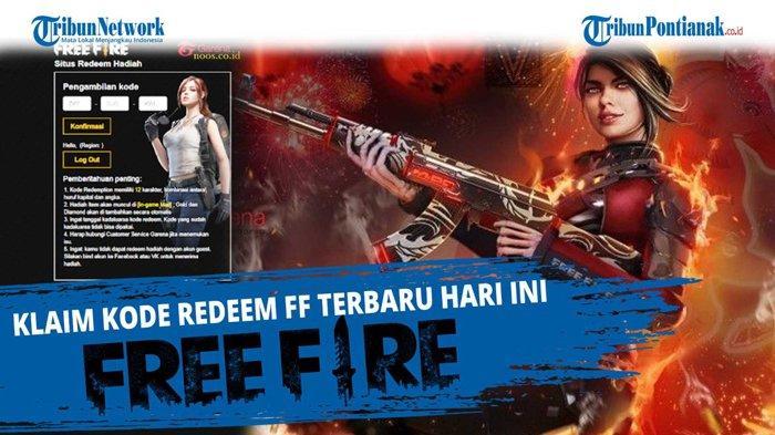 BONGKAR Kode Redeem Free Fire Terbaru 2021 Hari Ini - Kode ...