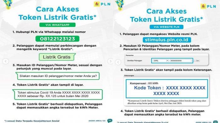 WWW.PLN.CO.ID Login Token Listrik Gratis Bulan Desember