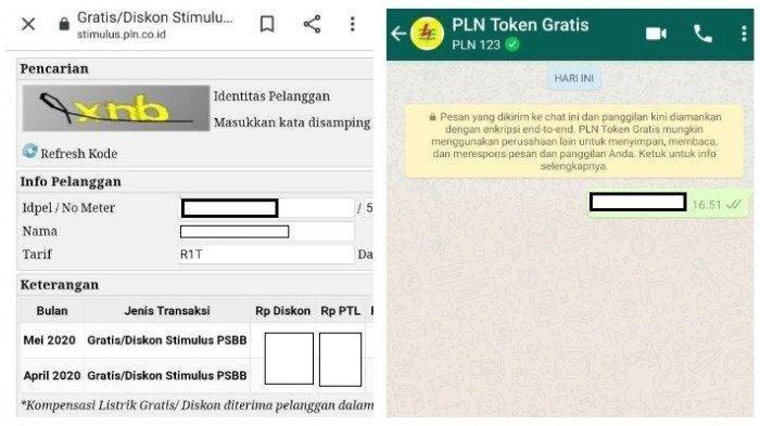 Pln.co.id Login Listrik Gratis Online Yuk, Mau Token Listrik Gratis Bulan Juli ? WA PLN 08122123123