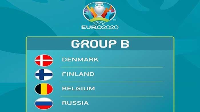 Klasemen EURO 2021 Grup B Terbaru usai Finlandia Gagal Menang Kedua Kali, Rusia Tempel Belgia