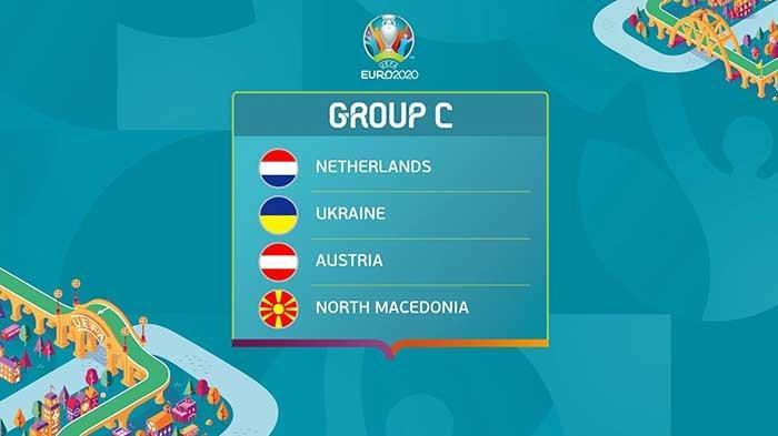 Klasemen EURO 2021 Grup C - Belanda Melaju, Duel Sengit Ukraina Vs Austria ke 16 Besar Piala Eropa