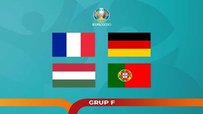 Klasemen EURO 2021 Grup F Terbaru - Jerman Comeback Lawan Portugal, Live Score Hasil Piala Eropa