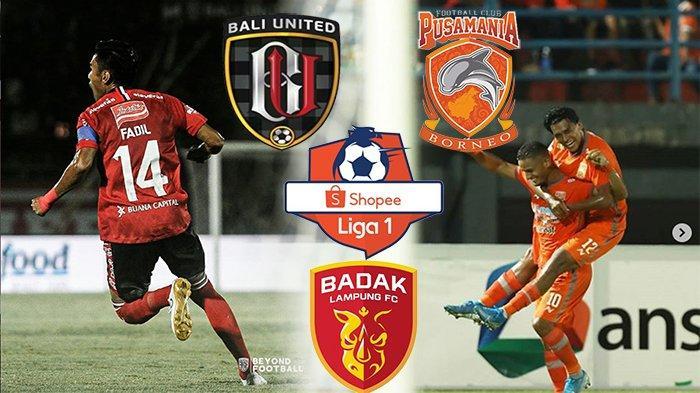 KLASEMEN Liga 1 dan Hasil Shopee Liga 1 Pekan 24   Laga Keras, Bali United Balik ke Jalur Kemenangan