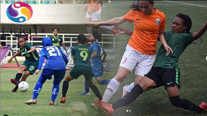Klasemen Liga 1 Putri Hasil Liga 1 Putri Terbaru   Arema FC Tumbang di Derby, Persipura Berjaya