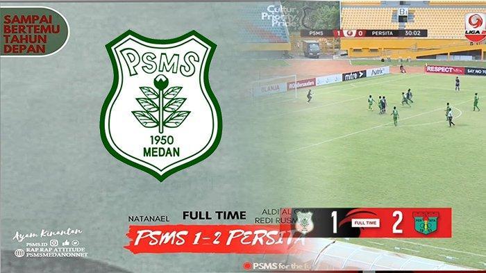 PSMS Medan Tak Lolos Liga 1 2020, Kalah Dramatis dari Persita, Gagal Maju Semifinal Liga 2 2019