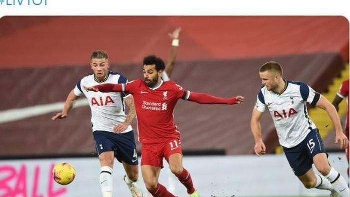 KLASEMEN Liga Inggris Terbaru Usai Hasil Liga Inggris Liverpool Tekuk Tottenham, Arsenal Terpuruk