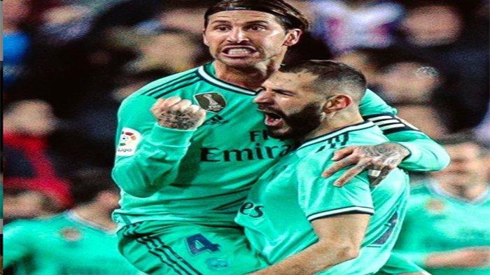 Klasemen Liga Spanyol, Top Score Liga Spanyol & Hasil: Real Madrid Tunda Salip Barcelona, Atletico ?