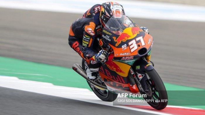 Klasemen Moto3 2021 Tebaru Jelang MotoGP Styria 2021, Cek Jadwal MotoGP Live Trans7 Akhir Pekan