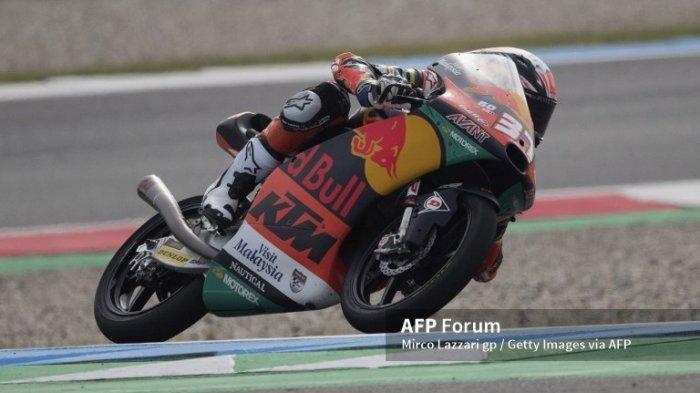 Klasemen Moto3 2021 Terbaru Lengkap Jadwal MotoGP Styria 2021 Live Trans7, Pedro Acosta Naik Kelas
