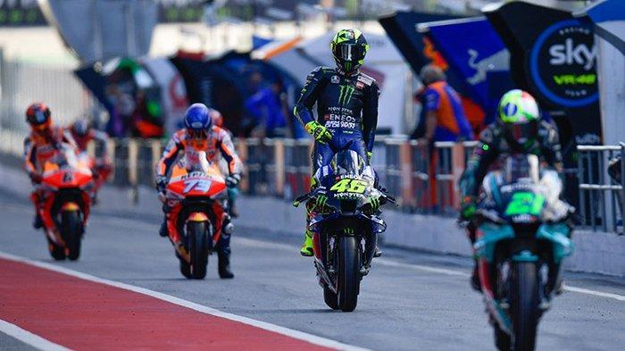 SERI MotoGP 2021 Mulai 28 Maret 2021, Inilah Susunan Pembalap & Sirkuit Ada GP Indonesia di Cadangan