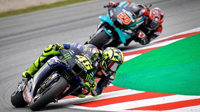 INSIDEN RED FLAG Warnai Hasil FP4 MotoGP Perancis 2020 - Quartararo Tercepat, Siapa Pole Position?