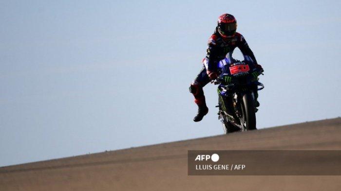 KLASEMEN MotoGP 2021 Jelang Hasil Gp San Marino 2021, Francesco Bagnaia Ancam Kans Fabio Quartararo
