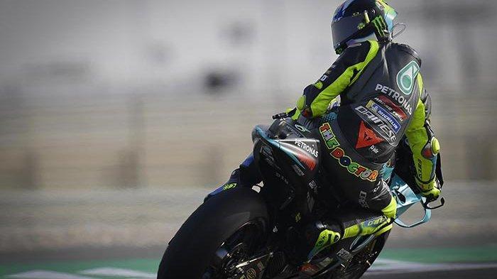 Hasil Latihan Bebas MotoGP Spanyol 2021 - Performa Rossi Disorot, Cek Jadwal Live Trans7 Akhir Pekan