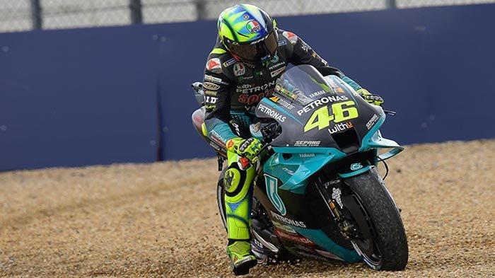 KLASEMEN MotoGP 2021 Terbaru Hari Ini Minggu 16 Mei 2021, Rekor Rossi di MotoGP Prancis 2021