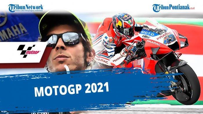 HASIL Kualifikasi MotoGP Catalunya 2021 Malam Ini Update di Link Pole Position MotoGP