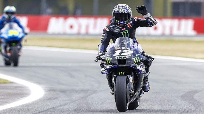 KLASEMEN MotoGP 2021 Update Usai Hasil MotoGp Hari Ini   Poin MotoGp Terbaru Hasil MotoGp Assen 2021