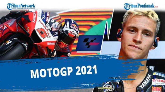Klasemen MotoGP 2021 Usai Race Belanda Lengkap Jadwal MotoGP 2021 MotoGP Styria 2021