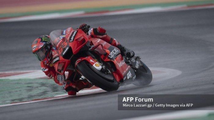 UPDATE Jadwal MotoGP Terbaru, Live Streaming GP Amerika Duel Sengit Marquez, Bagnaia, Quartararo?