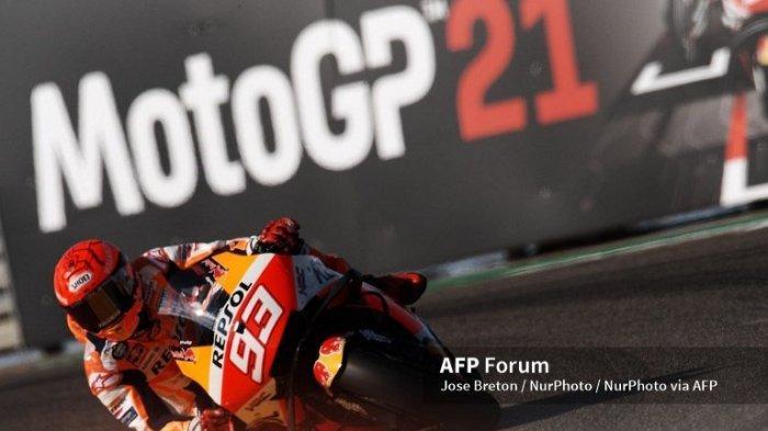 Klasemen MotoGP Live Hari Ini Hasil MotoGP Aragon 2021, Poin Marquez Meroket dan Quartararo Bertahan