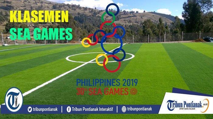 UPDATE Klasemen Bola SEA Games 2019 Usai Filipina Kalah Dramatis, Timnas U-23 Indonesia Tatap Puncak