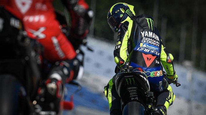 MUNDUR JAM TAYANG MotoGP 2020 Hari Minggu 22 November, Live Streaming Moto GP Portugal 2020 Trans7