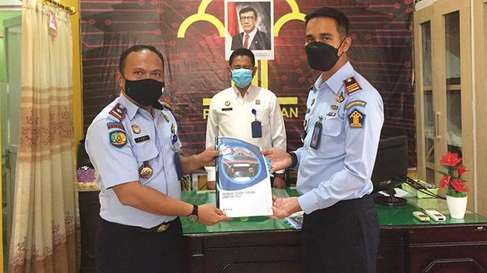 Sumaryo Jabat Kepala Rutan Kelas IIA Pontianak gantikan Muhammad Yani