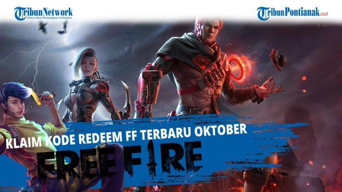 TERBARU Kode Redeem FF 17 Oktober 2020 Buruan Klaim, Cek ...
