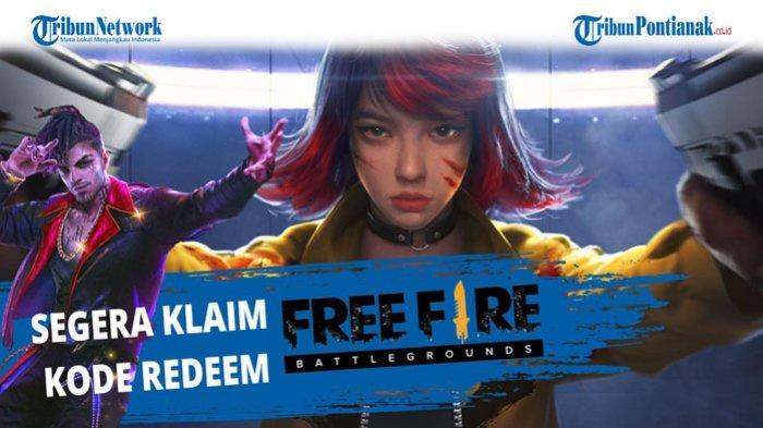 KODE REDEEM FF Hari Ini Rabu 5 Mei Terbaru & Kode Redeem Free Fire yang Belum Ditukarkan Hari Ini