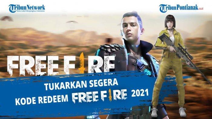 BURUAN AMBIL ❗ Kode Redeem FF Terbaru 16 Januari 2021! Resmi dari Garena Server Indonesia & Brazil