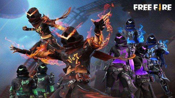 Kode Redeem Free Fire Hari Ini 23 September 2021, Buktikan Work Dapat Soul Weapon Loot Crate