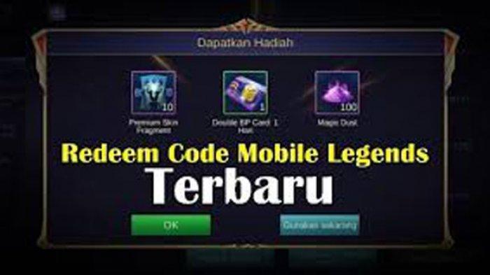 Kode Redeem ML 18 Januari 2021 Tukarkan Segera Kode Redeem ...