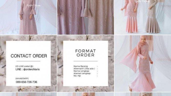 5 Akun Instagram Tawarkan Busana Fashionable untuk Lebaran
