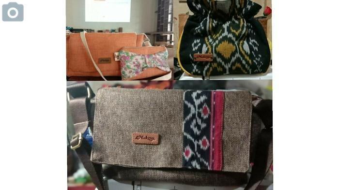 Brand Tas Lokal Nukqu by Uli Topeng, Tawarkan Motif Etnik Kalbar