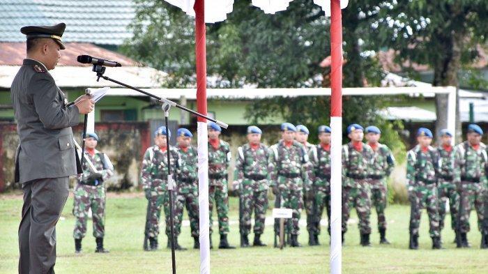Dandim 1205/Sintang Pimpin Upacara Harkitnas ke-111 di Kabupaten Sintang