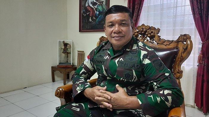 Danrem Brigjen TNI Ronny Pastikan Dirinya Akan Menjadi Irup Pada Pemakaman Serda Ambrosius
