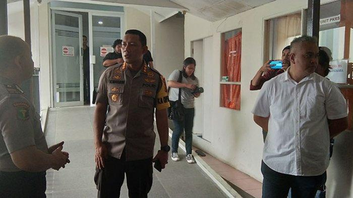 Polisi Periksa 7 Saksi Terkait Kasus Penusukan di Kafe Jalan 28 Oktober