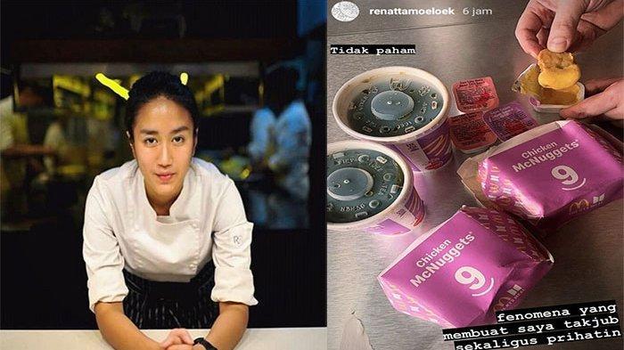 Komentar Chef Renatta Soal BTS Meal Jadi Sorotan, Ungkap Takjub Sekaligus Prihatin