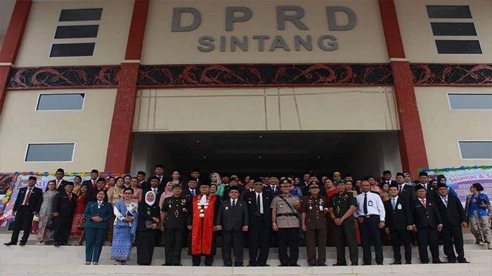 Komisi DPRD Sintang Bertambah, Berikut Nama Ketua dan Anggotanya