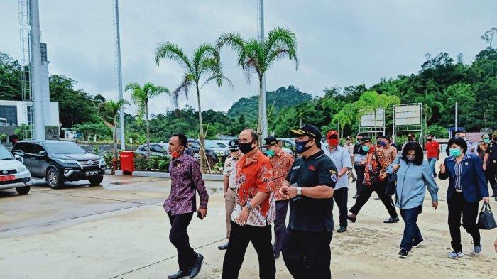 Wakil Ketua Komisi II DPRD Kalbar Suib Dorong Pengembangan Potensi Perekonomian di Perbatasan