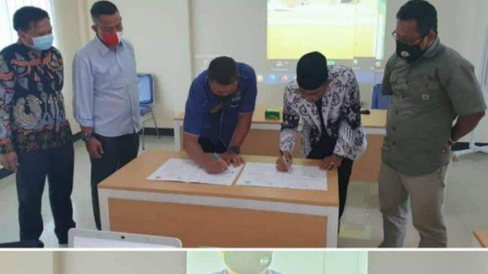 KORMI Kalbar MoU dengan IKIP PGRI dan Rajagrafindo Persada Sekaligus Webinar Nasional