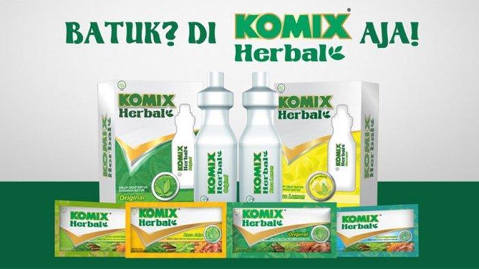 Komix herbal