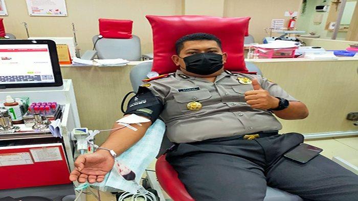 Serdik Sespimen Ajak Donor Darah untuk Manfaat Kesehatan dan Peduli Sesama