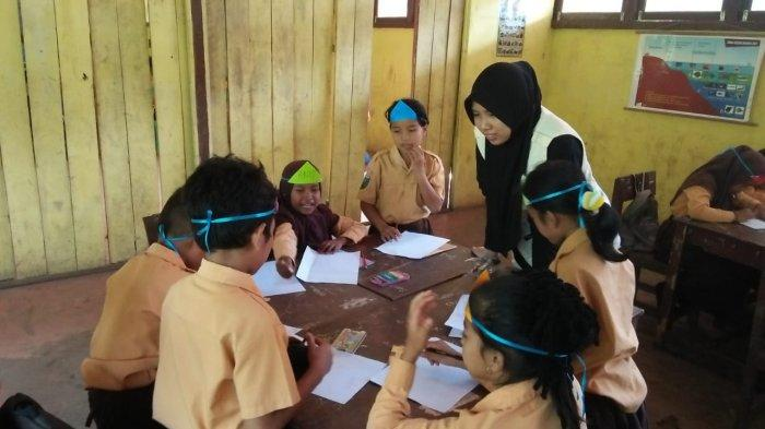 Pengabdian, Komunitas Senyum Desa Beri Penyuluhan Sosial dan Kesehatan di Ambawang