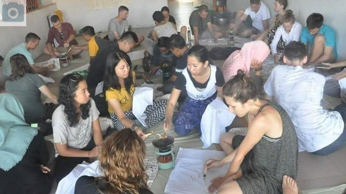 PROFIL Komunitas Kote Singkawang, Wadah Berkumpulnya Penggiat Kriya dan Kraf