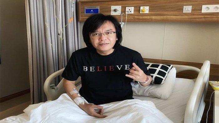Enggan Beritahu Penyakit Apa Saja, Ari Lasso Sebut Ia Mengidap Kanker Langka