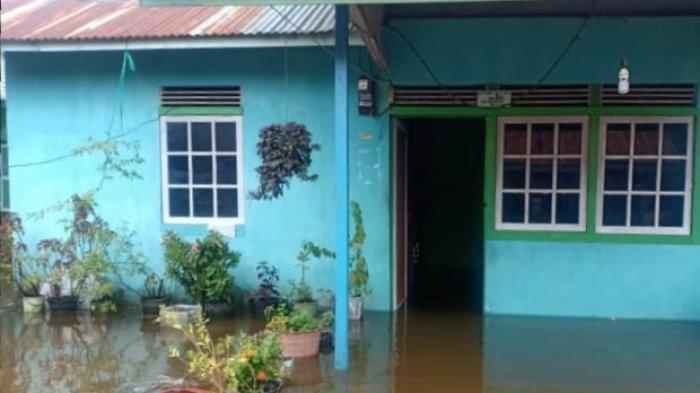 Sejumlah Warga Bunut Hulu Terpaksa Mengungsi Akibat Banjir