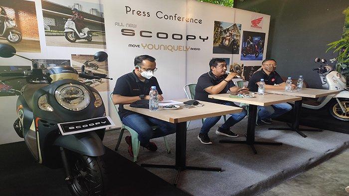 Empat Fitur Terbaru Lengkapi All New Honda Scoopy