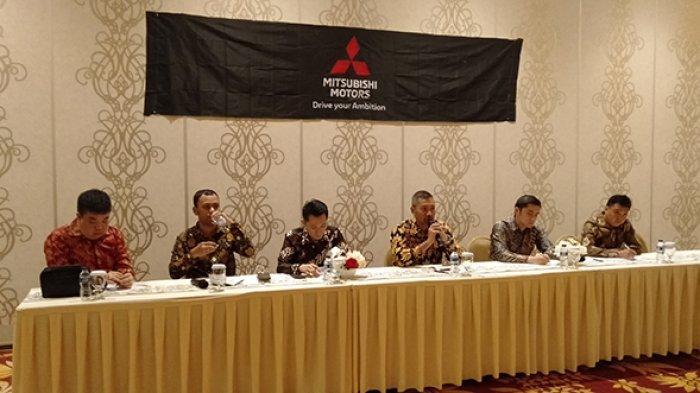 Perkenalkan New Triton di Pasar Kalbar, Mitsubishi Yakin Jaga Status Market Leader